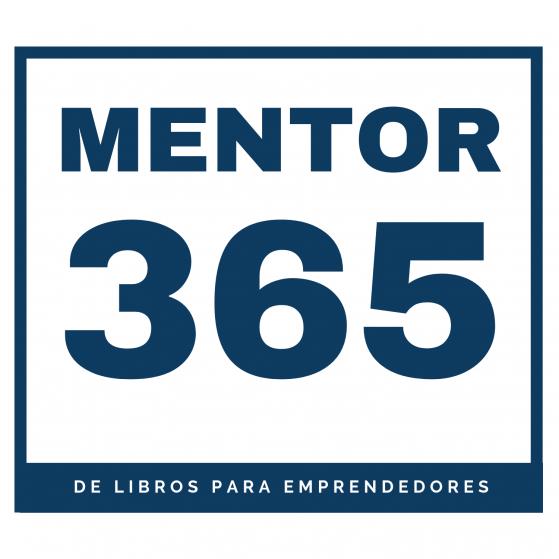 MENTOR365 LOGO BLANCO