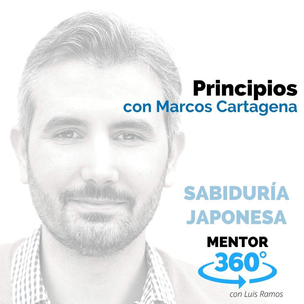 Principios, con Marcos Cartagena - MENTOR360